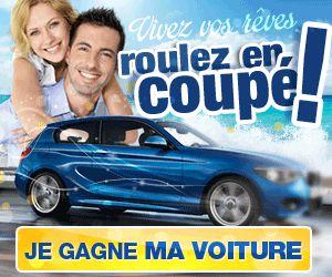 Gagner-Des-Voyages.com: une voiture à gagner !