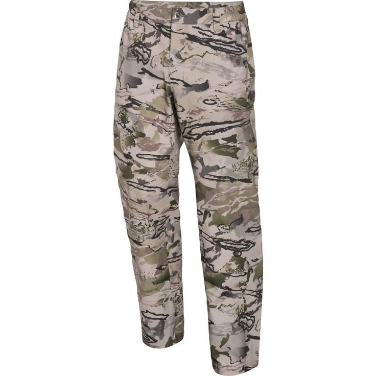 Under Armour Men's Ridge Reaper Gore-TEX Pro Hunting Pants, Size: Medium, Reaper Camo