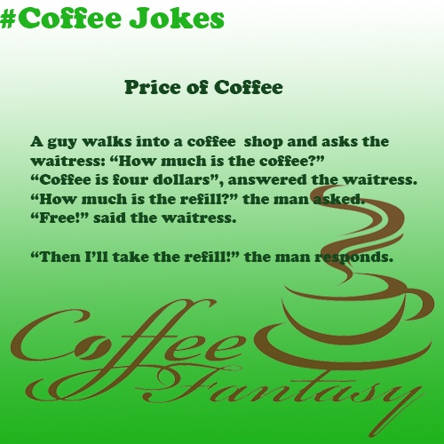 Coffee Jokes For Facebook – Quotes of the Day