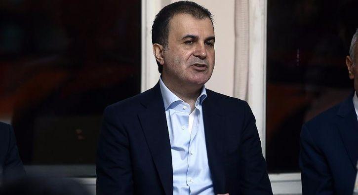 #SİYASET 'Bugün ortaya koyulan kararlılık ciddi bir mesajdır': AB Bakanı Çelik, 'Bugün ortaya koyulan bu askeri kararlılık ciddi bir…