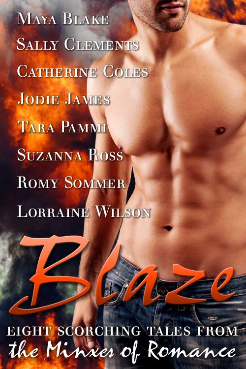 Eight scorching tales from the Minxes of Romance
