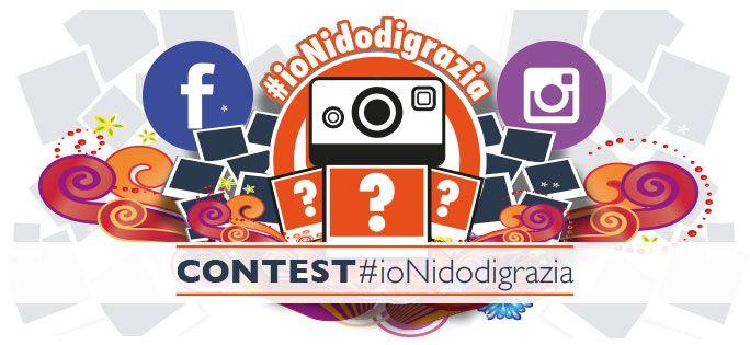 Dal 15 Novembre al 15 Dicembre: Scatta, manda e tagga! Basta questo per partecipare al Contest #ioNidodigrazia. E se non vinci uno dei bellissimi 3 premi in palio, ti regaliamo SEMPRE un Buono Sconto di 20 Euro! Che aspetti??? Leggi sul nostro blog come fare! http://ndgz.it/contest-ionidodigrazia #contest #foto #ioNidodigrazia #mamme #bambini