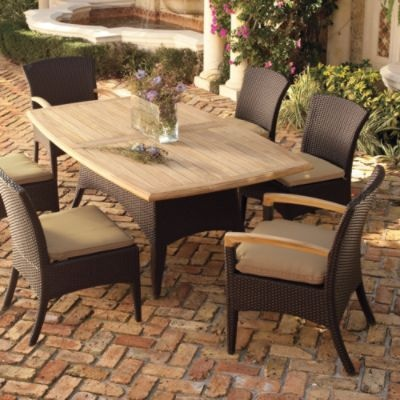 Plantation Dining by Gloster