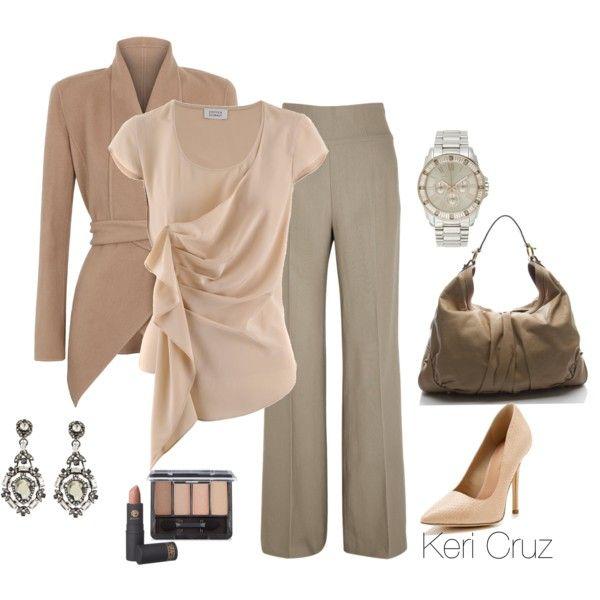 """Business Attire"" by keri-cruz on Polyvore"