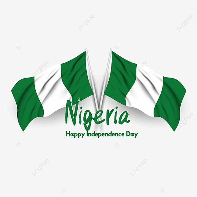 2 Waving Flags Of Nigeria Country For Nigeria Independence Day Nigeria Independence Day Waving Flag Png And Vector With Transparent Background For Free Downl Nigeria Independence Day Nigeria Independence Nigeria Flag