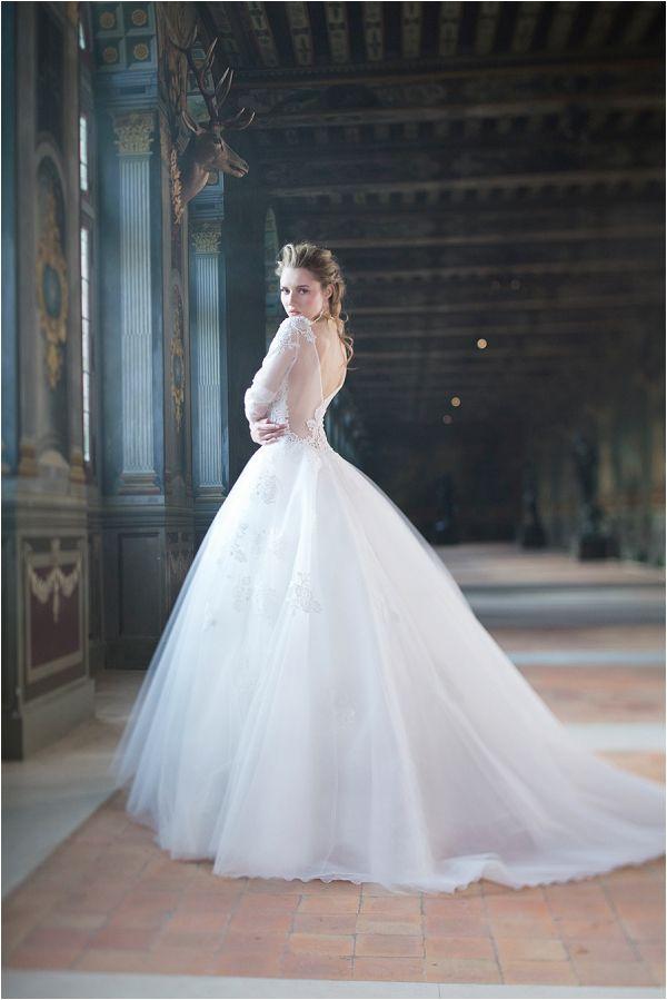 389 Best French Wedding Dresses Images On Pinterest