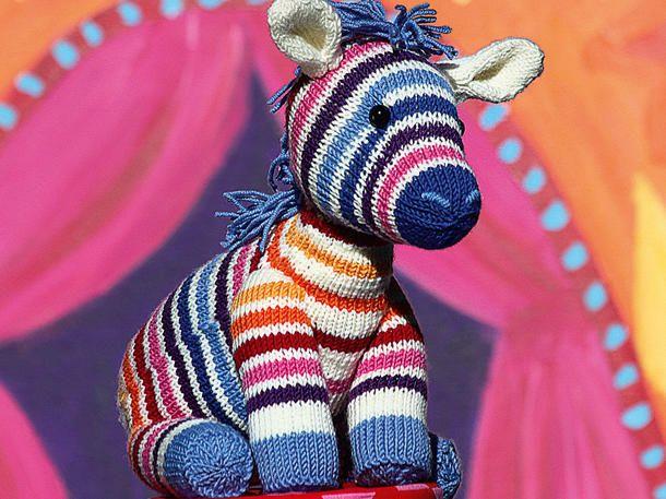 Zebra stricken