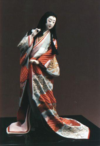 En no Ato by Kyoto doll maker Shisui Sekihara