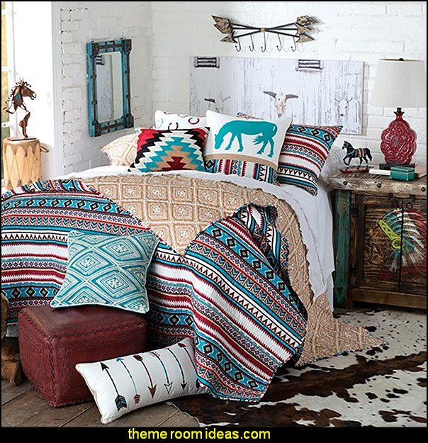 Montana Bedding Collection south western decor southwestern decorating ideas
