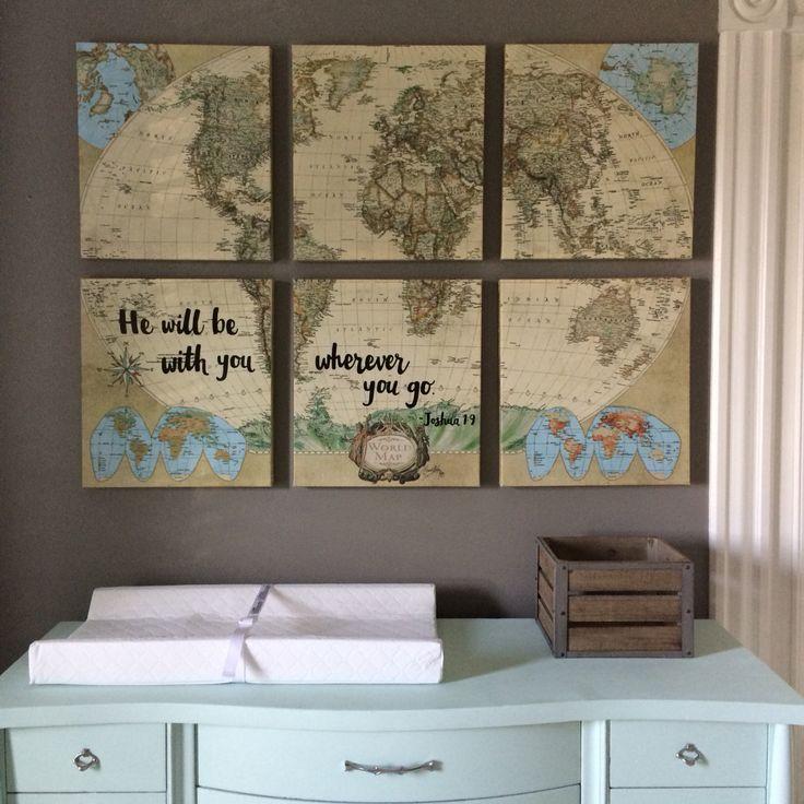 Best 25+ Travel themed bedrooms ideas on Pinterest