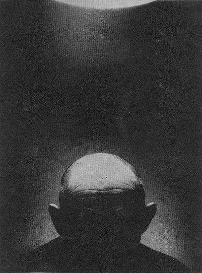 Beksinski photography - 1950s
