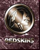 Washington Redskins Football Drawing