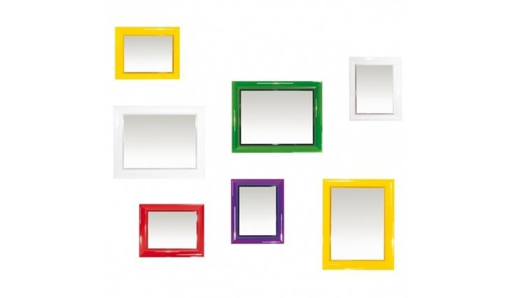 Francois Ghost Mirror   Kartell  