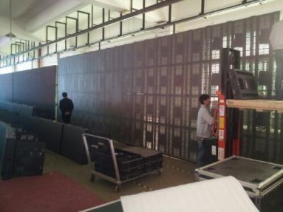 Video wall testing