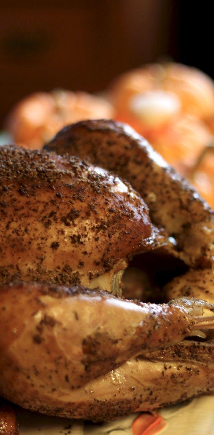 Dry rub for Turkey