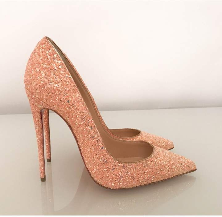 brand new cf363 445bd So Kate leather heels in 2019 | 21st! | Louboutin shoes ...