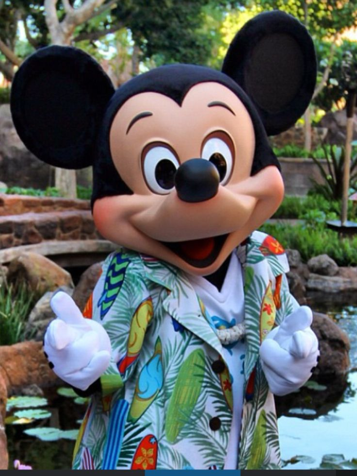 Mickey Mouse At Disney S Aulani Resort Amp Spa Walt Disney