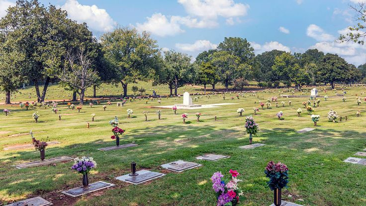 4 Grave Spaces for Sale 7500 for all! Highland Memorial