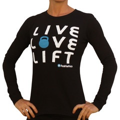 Live Love Lift fitness