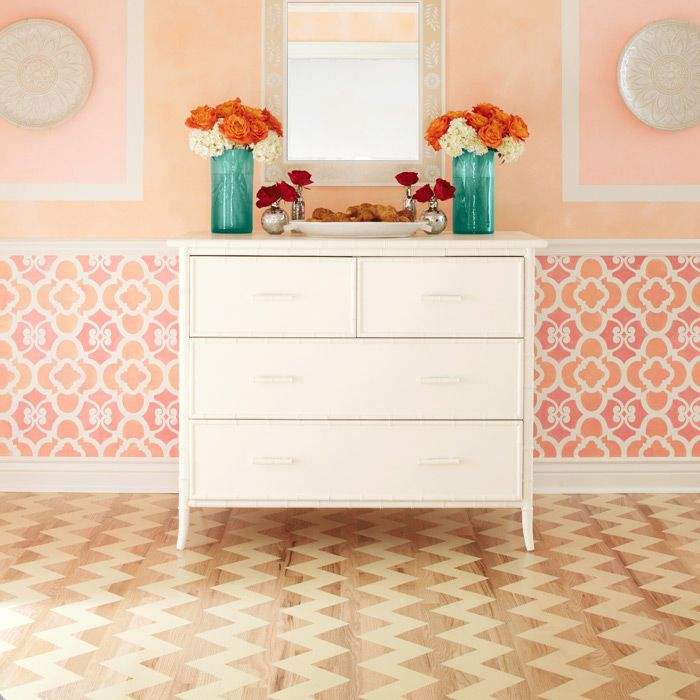 Painted Hardwood Floors Ideas: 106 Best Images About Prepare To Be Floored On Pinterest