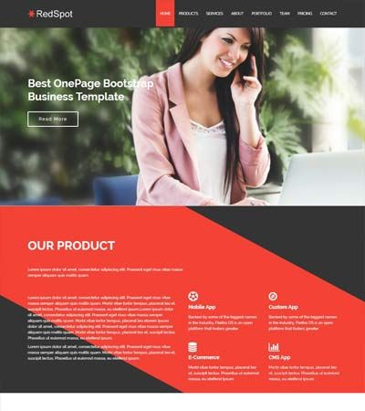 Corporate-Bootstrap-HTML5-Template