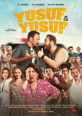 Yusuf Yusuf 2014 - DVDRip XviD - Yerli Film
