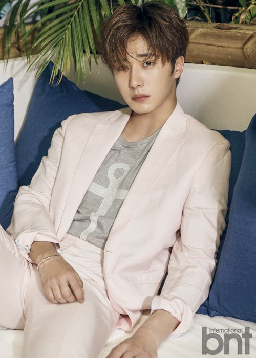Jung Il Woo - bnt International 2016 - Korean Magazine Lovers