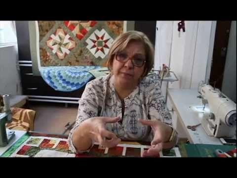 Patchwork Sem Segredos com Ana Cosentino: Aula 19 (Dicas de Bordas nos t...