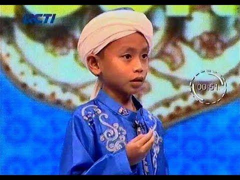 Hafidz Indonesia - Aza Hafidz Indonesia - Tantangan Fast Question - Baba...