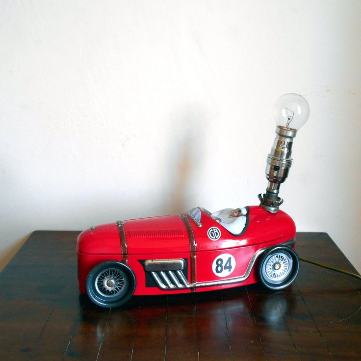 369 best 8 upcycling lighting fires images on pinterest upcycled toy car table light upcycledlight upcycledtoy mozeypictures Choice Image