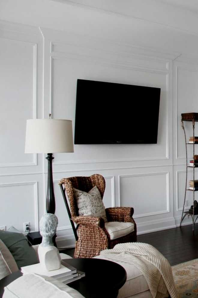 45 Cool Bedroom Tv Wall Design Ideas Home Decor In 2021 Family Room Walls Bedroom Tv Wall Living Room Designs