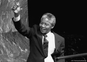 Nelson Mandela was freed from prison on this day in 1990. Mandela served 27 years in prison before being released. He went on to become the first Black person to be elected President of South Africa. NewsOne salutes you Madiba, one of the greatest human beings to walk this earth