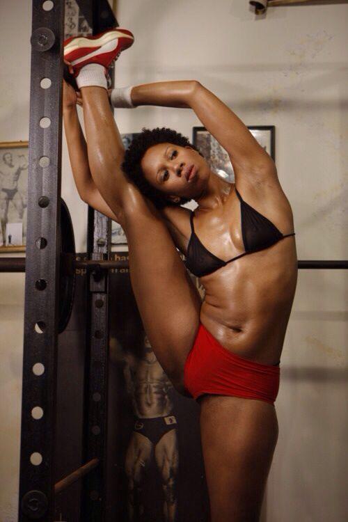 Fit as fuck black women nude