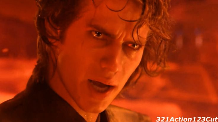 Skywalker vs. Obi Wan Kenobi - Star Wars Episode 3: Revenge Of The Sith-(2005) Movie Clip Blu-ray HD - YouTube