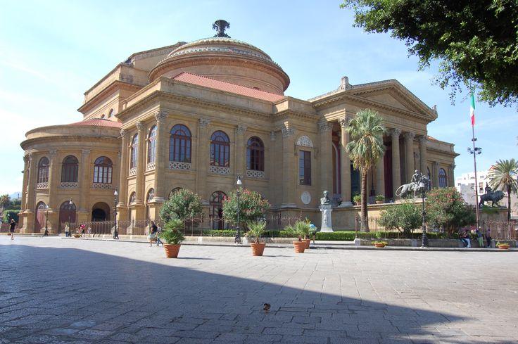 Palermo: Teatro Massimo