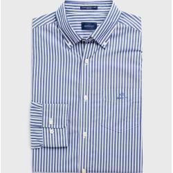 Gant Gestreiftes Broadcloth Hemd (Blau) GantGant