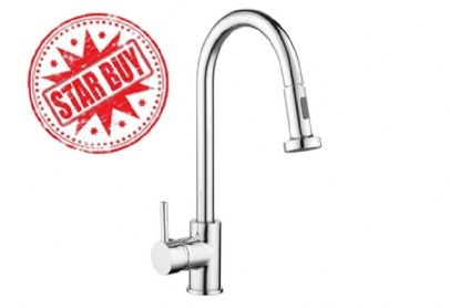 Modern Pull Out Spray Kitchen Mixer Tap