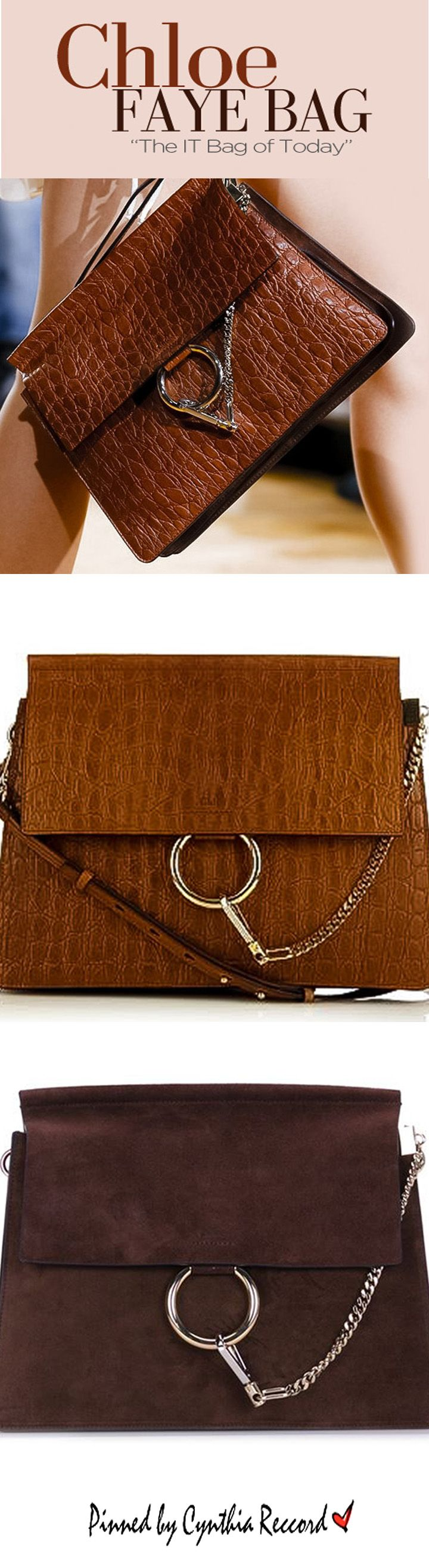 Thousands of ideas about The Bag of the Moment | Chlo¨¦ \u0026#39;Faye ...