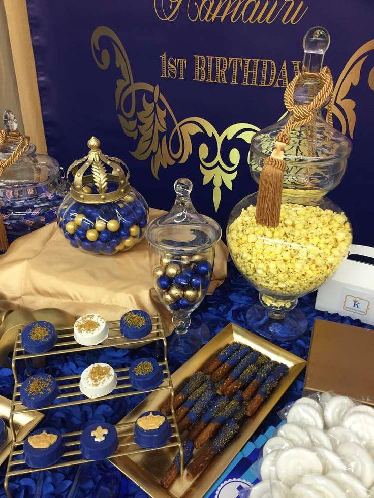 Prince Birthday Party Ideas | Photo 6 of 23