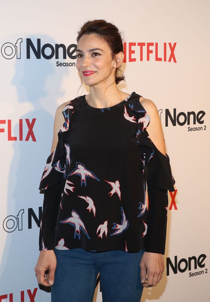 """#Premiere, #TV Cindy Holland - """"Master of None"""" TV Show Season Two Premiere in NY 05/11/2017 