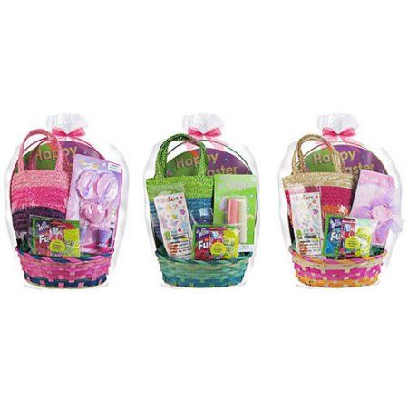 269 best easter images on pinterest walmart easter eggs and kids purse and assorted candies easter basket negle Image collections