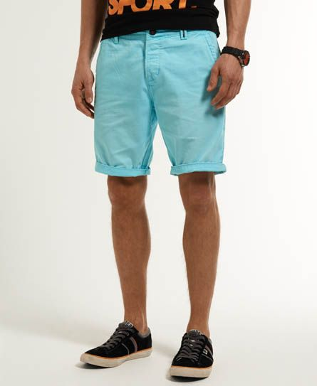 pour le Pirate Superdry Short chino Overdye