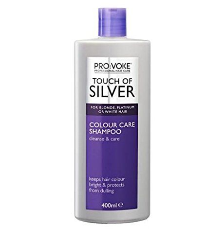 Provoke Touch of Silver Daily Maintenance Shampoo 400ml *** Continue to the product at the image link.(This is an Amazon affiliate link)