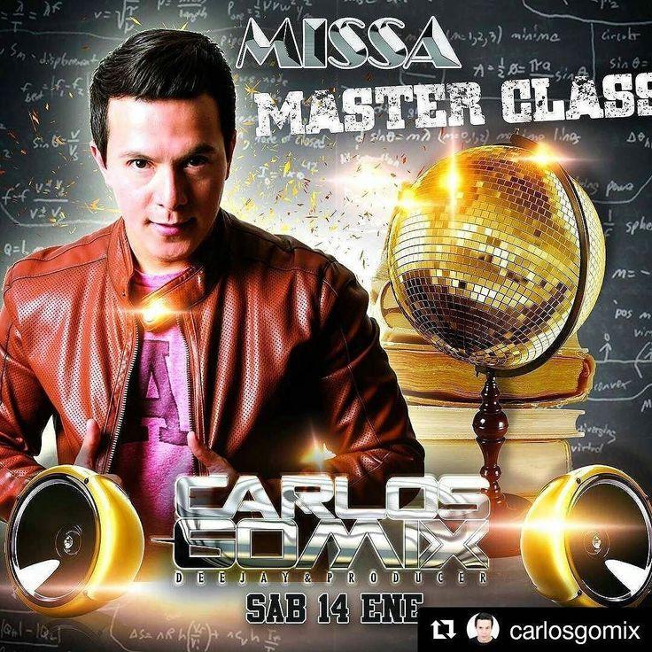 #MTY #Missa vía @carlosgomix Está noche nos vemos en Missa Club Monterrey!!  #Djlife #HouseMusic