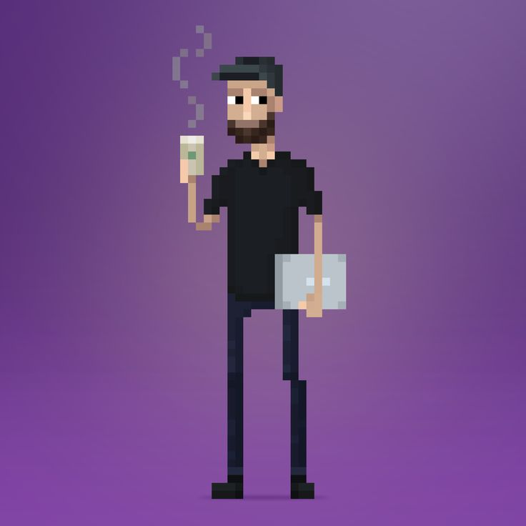 Leeoccleshaw : I Will Make Pixel Art Portraits In My