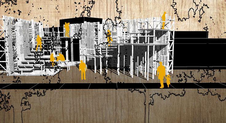 Galería de Revisa el Pabellón de Tatiana Bilbao en el Museo Tamayo - 5