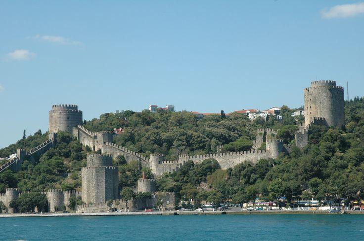 Bosporus (Instabul, Turkey)