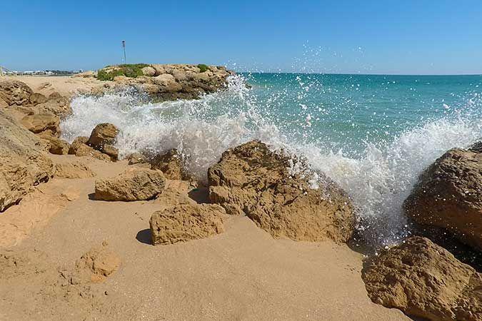 A Beach Hike from Secret Harbour to Mandurah, Perth, Australia
