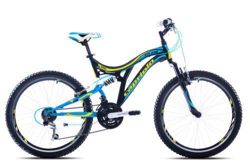 Ebay Angebot 24 Zoll Mountainbike Kinderfahrrad Jungendrad Shimano-Schaltung CTX240 Z101Ihr QuickBerater