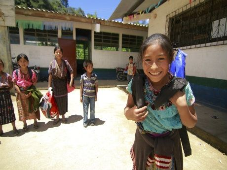 Take a moment to watch these 8 episodes that help teach kids about global poverty.